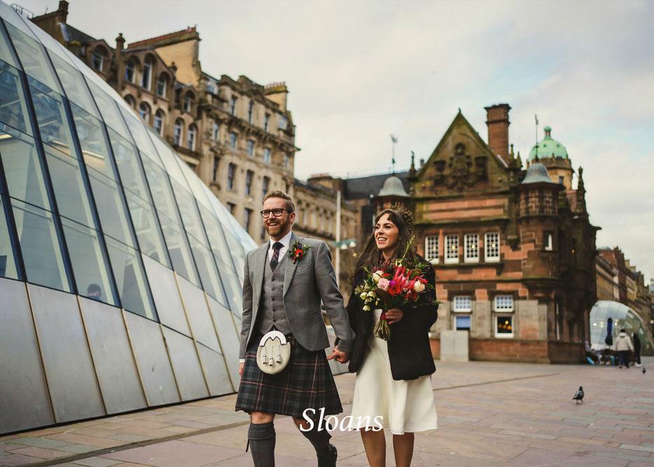 ImacImages Wedding Photography story thumb Slaon's Glasgow Wedding